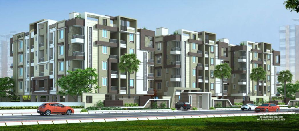 Rise of Residential Properties in Jaipur